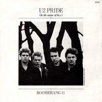 Pride (In The Name of Love) - U2