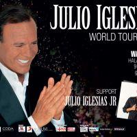 Julio Iglesias w Warszawie!