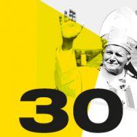 30 rocznica wizyty Jana Pawła II w Szczecinie