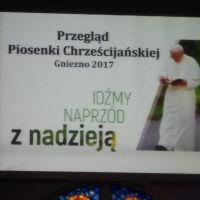 Piosenka chrześcijańska królowała dziś w Gnieźnie