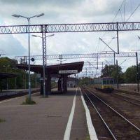 Przejście podziemne i dworzec w Koszalinie do remontu