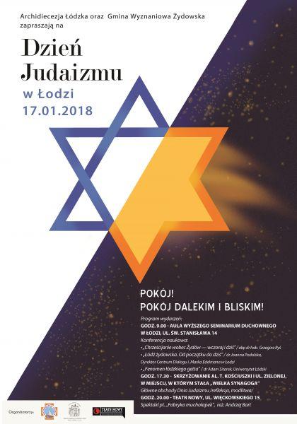 Abp Grzegorz Ryś zaprasza na Dzień Judaizmu