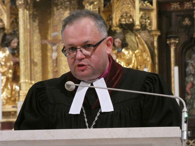 Tydzień Modlitw o Jedność Chrześcijan - bp Jan Cieślar