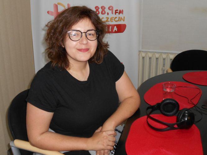 Kinga Rabińska, prezes stowarzyszenia Oswajanie Sztuki