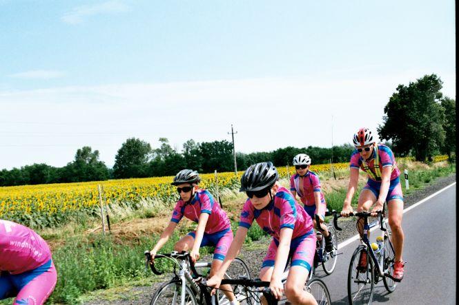 Wyprawa rowerowa ministrantów z Koszalina