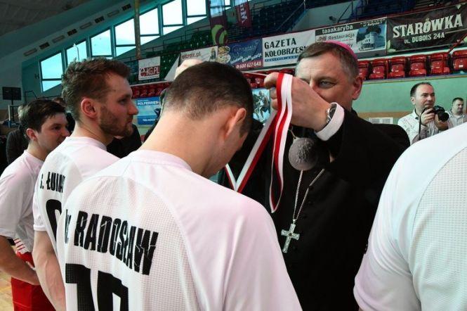 XV Mistrzostwa Polski Księży w Piłce Halowej w Kołobrzegu