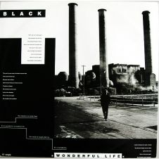 Wonderful Life - Black