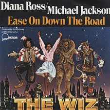 Ease On Down The Road - Michael Jackson