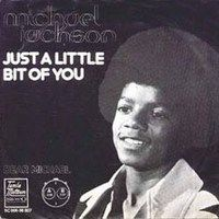 Just a Little Bit Of You - Michael Jackson